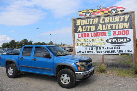 2007 Chevrolet Colorado LT w/1LT in Harwood, MD