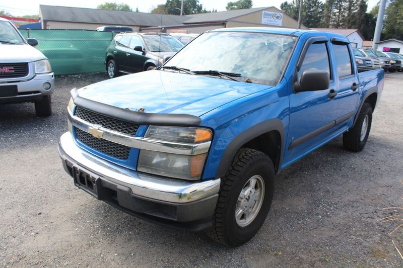 2007 Chevrolet Colorado LT w1LT  city MD  South County Public Auto Auction  in Harwood, MD