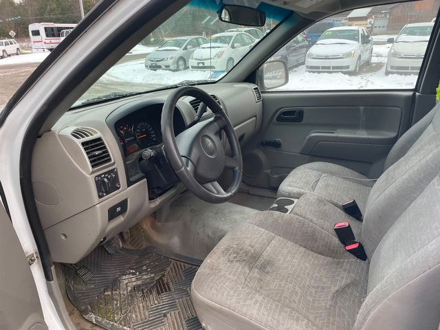 2007 Chevrolet Colorado Work Truck Hoosick Falls, New York 4