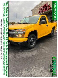 2007 Chevrolet Colorado Work Truck | Hot Springs, AR | Central Auto Sales in Hot Springs AR