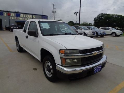 2007 Chevrolet Colorado Work Truck in Houston