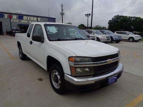 2007 Chevrolet Colorado Work Truck in Houston