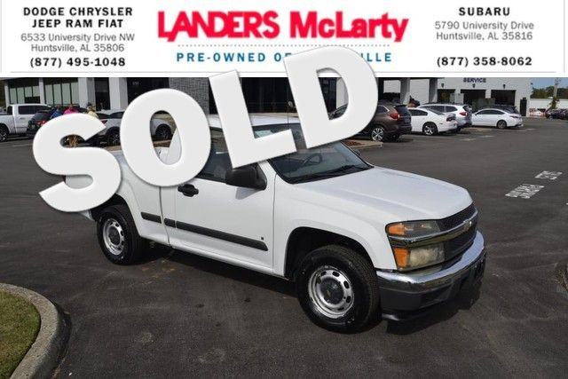 2007 Chevrolet Colorado Work Truck | Huntsville, Alabama | Landers Mclarty DCJ & Subaru in  Alabama