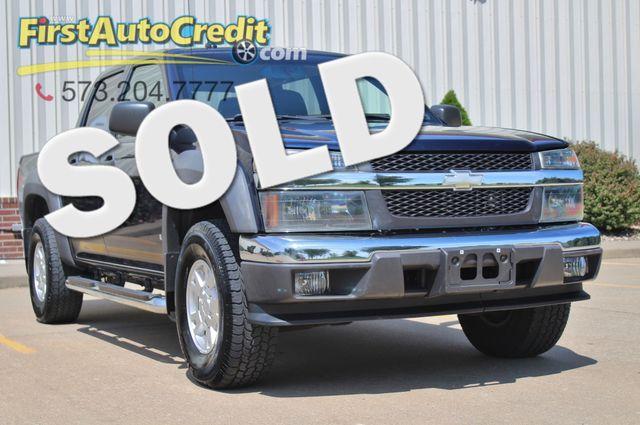 2007 Chevrolet Colorado LT w/2LT in Jackson MO, 63755