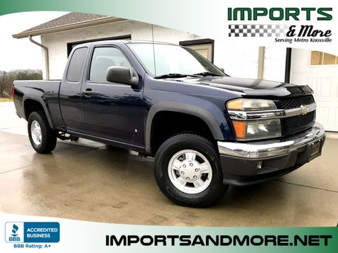 2007 Chevrolet Colorado LT-4WD in Lenoir City, TN