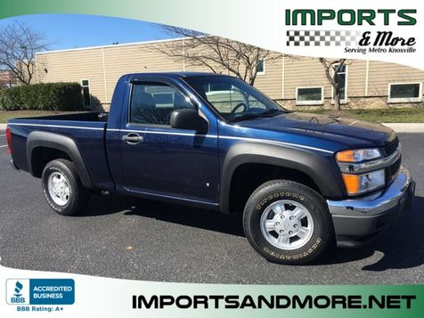 2007 Chevrolet Colorado LT in Lenoir City, TN