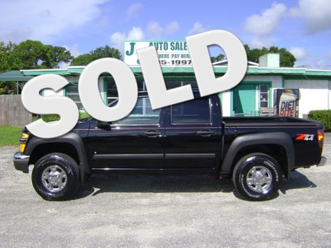 2007 Chevrolet Colorado Z71 4X4 CREWCAB in Fort Pierce, FL