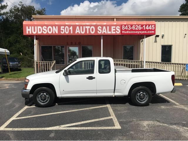 2007 Chevrolet Colorado Work Truck | Myrtle Beach, South Carolina | Hudson Auto Sales in Myrtle Beach South Carolina