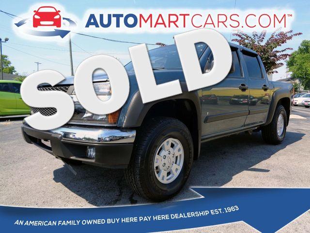 2007 Chevrolet Colorado LT w/2LT | Nashville, Tennessee | Auto Mart Used Cars Inc. in Nashville Tennessee
