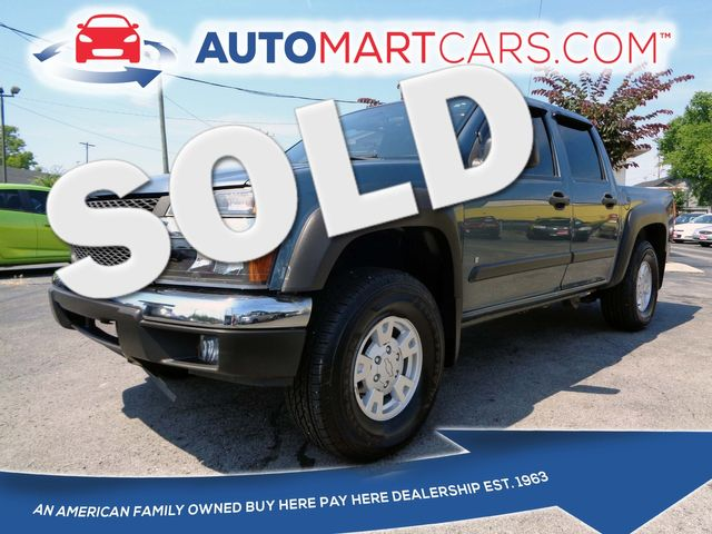 2007 Chevrolet Colorado LT w/2LT | Nashville, Tennessee | Auto Mart Used Cars Inc. in Nashville Tennessee