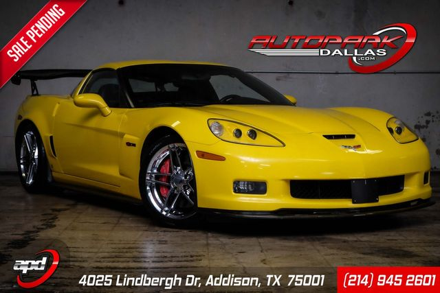 2007 Chevrolet Corvette Z06 w/ Upgrades