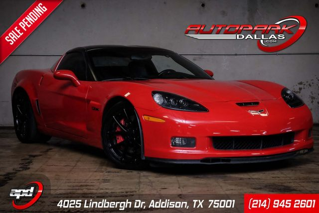 2007 Chevrolet Corvette Z06 HEAD & CAM w/ MANY UPGRADES