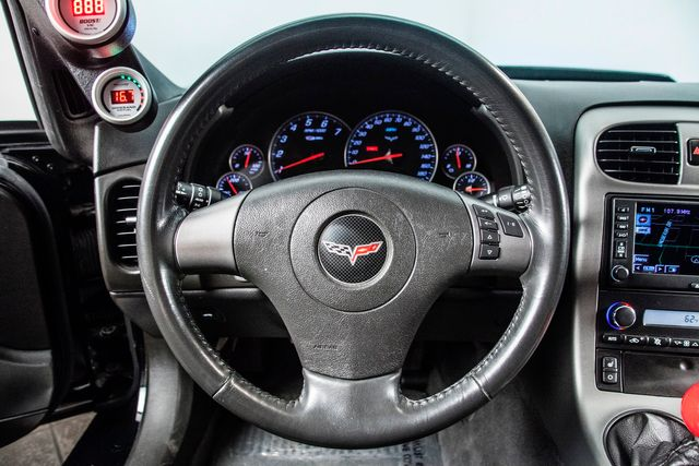 2007 Chevrolet Corvette Z06 Supercharged & Cammed With Many Upgrades in Addison, TX 75001