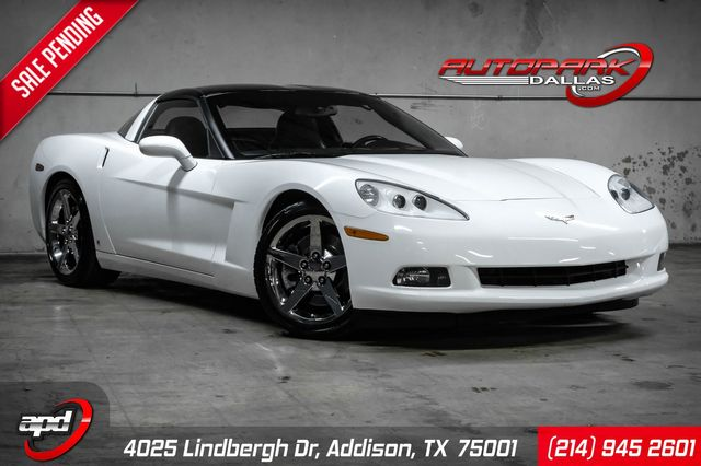 2007 Chevrolet Corvette w/ Both Roofs, Mag. Ride, & 3LT Package