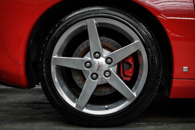 2007 Chevrolet Corvette w/ 3LT & Z51 Performance Package in Addison, TX 75001