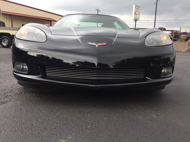 2007 Chevrolet Corvette Z51 pkg 3LT pkg Pwr Top in Boerne, Texas 78006