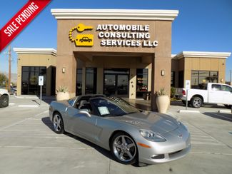 2007 Chevrolet Corvette 3LT in Bullhead City, AZ 86442-6452
