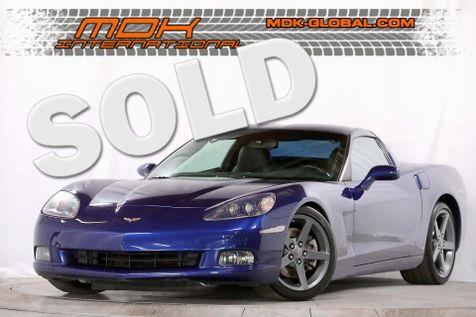 2007 Chevrolet Corvette - Z51 pkg - Manual - Exhaust / Intake - Nav in Los Angeles