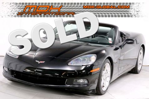 2007 Chevrolet Corvette - Z51 Performance Pkg - Manual - Nav - Xenon in Los Angeles