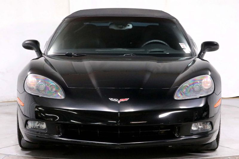 2007 Chevrolet Corvette - Z51 Performance Pkg - Manual - Nav - Xenon  city California  MDK International  in Los Angeles, California