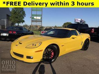 2007 Chevrolet Corvette Z06 V8 505 HP Clean Carfax We Finance Hardtop in Canton, Ohio 44705