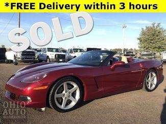 2007 Chevrolet Corvette Convertible V8 Clean Carfax We Finance in Canton, Ohio 44705