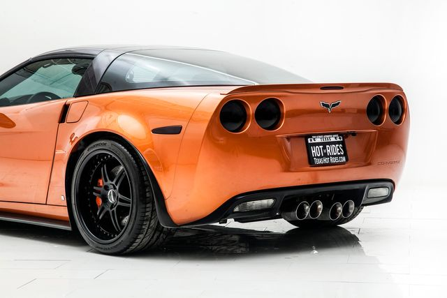 2007 Chevrolet Corvette Z06 Lingenfelter Package in Carrollton, TX 75006
