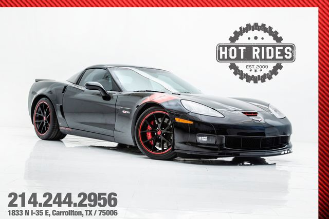 2007 Chevrolet Corvette Z06 Cammed With Many Upgrades