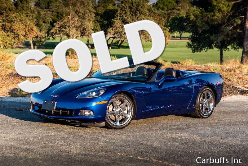 2007 Chevrolet Corvette    Concord, CA   Carbuffs