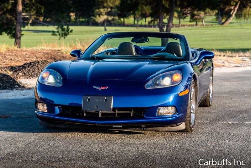 2007 Chevrolet Corvette    Concord, CA   Carbuffs in Concord, CA
