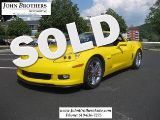 2007 Sold Chevrolet Corvette Z06 Conshohocken, Pennsylvania