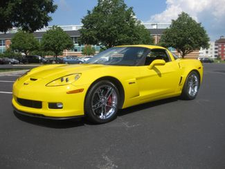 2007 Sold Chevrolet Corvette Z06 Conshohocken, Pennsylvania 1