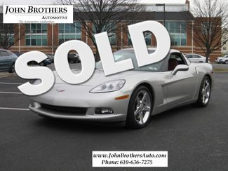 2007 Sold Chevrolet Corvette Conshohocken, Pennsylvania