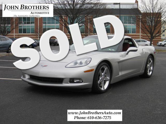 2007 Sold Chevrolet Corvette Conshohocken, Pennsylvania
