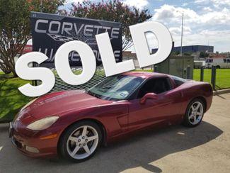 2007 Chevrolet Corvette Coupe Z51 Pkg, Automatic!! | Dallas, Texas | Corvette Warehouse  in Dallas Texas