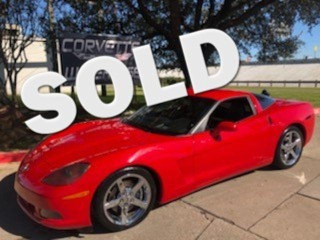 2007 Chevrolet Corvette Coupe 3LT, NAV, Chromes, Automatic | Dallas, Texas | Corvette Warehouse  in Dallas Texas