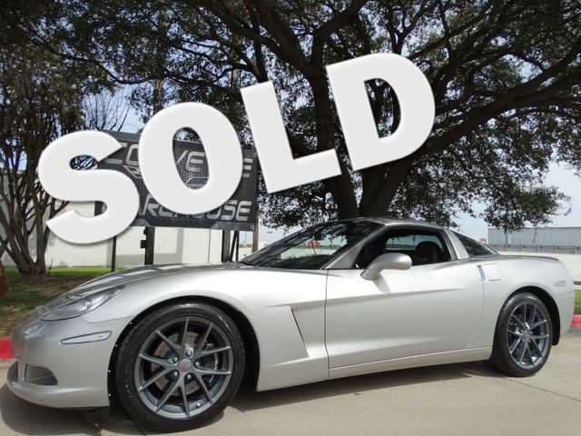2007 Chevrolet Corvette Coupe 3LT, Z51, NAV, Spyders, TT Seats, 28k Miles!   Dallas, Texas   Corvette Warehouse  in Dallas Texas