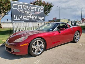 2007 Chevrolet Corvette Coupe 3LT, Z51, NAV, TT Seats, Chromes Only 92k! | Dallas, Texas | Corvette Warehouse  in Dallas Texas