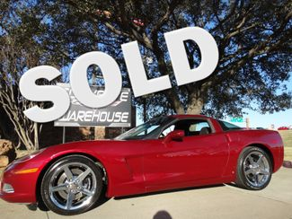 2007 Chevrolet Corvette in Dallas Texas