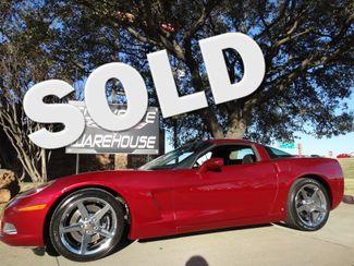 2007 Chevrolet Corvette Coupe Z51, Chromes, Auto, CCR Exhaust! | Dallas, Texas | Corvette Warehouse  in Dallas Texas