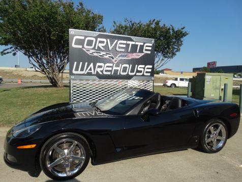 2007 Chevrolet Corvette Convertible 3LT, Z51, Auto, Chromes, Only 26k! | Dallas, Texas | Corvette Warehouse  in Dallas, Texas