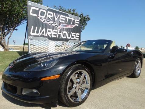 2007 Chevrolet Corvette Convertible 3lt Z51 Auto Chromes Only 26k