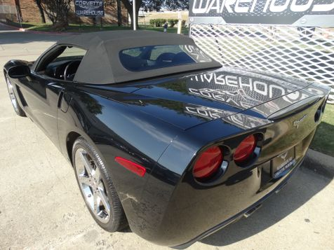 2007 Chevrolet Corvette Convertible 3LT, Z51, Auto, Chromes, Only 26k! | Dallas, Texas | Corvette Warehouse  in Dallas, Texas