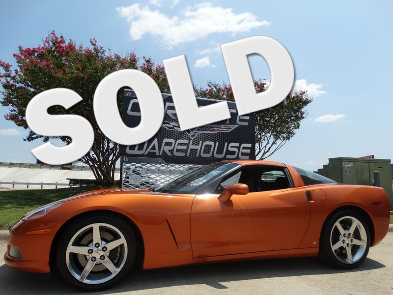 2007 Chevrolet Corvette Coupe 2LT, Z51, Auto, Polished Wheels 90k! | Dallas, Texas | Corvette Warehouse