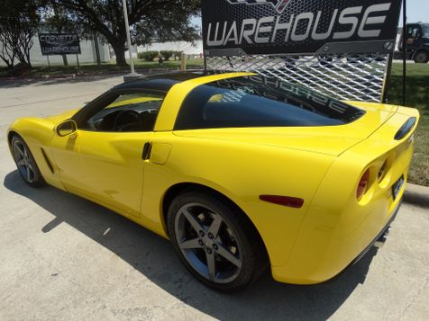 2007 Chevrolet Corvette Coupe 3LT, Z51, NAV, Comp Gray Wheels 44k! | Dallas, Texas | Corvette Warehouse  in Dallas, Texas