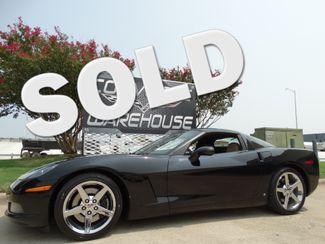 2007 Chevrolet Corvette Coupe 3LT, Z51, Auto, Chromes, 1-Owner! | Dallas, Texas | Corvette Warehouse  in Dallas Texas