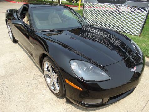2007 Chevrolet Corvette Coupe 3LT, Z51, Auto, Chromes, 1-Owner! | Dallas, Texas | Corvette Warehouse  in Dallas, Texas