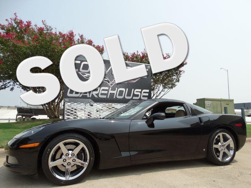 2007 Chevrolet Corvette Coupe 3LT, Z51, Auto, Chromes, 1-Owner! | Dallas, Texas | Corvette Warehouse