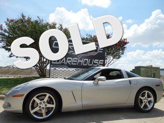 2007 Chevrolet Corvette Coupe 2LT, Z51, Auto, Chromes Only 8k!   Dallas, Texas   Corvette Warehouse  in Dallas Texas