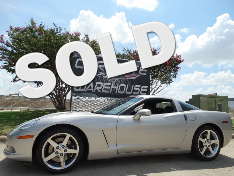 2007 Chevrolet Corvette Coupe 2LT, Z51, Auto, Chromes Only 8k! | Dallas, Texas | Corvette Warehouse